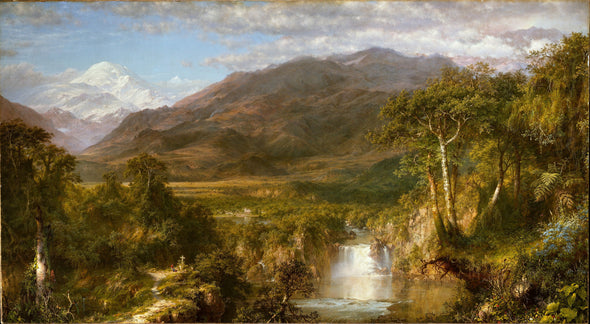 Frederic Church - The Heart of the Andes