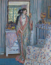 Frederick Carl Frieseke - The Robe