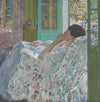 Frederick Carl Frieseke - Yellow Room