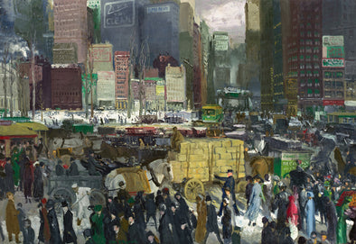 George Bellows - New York