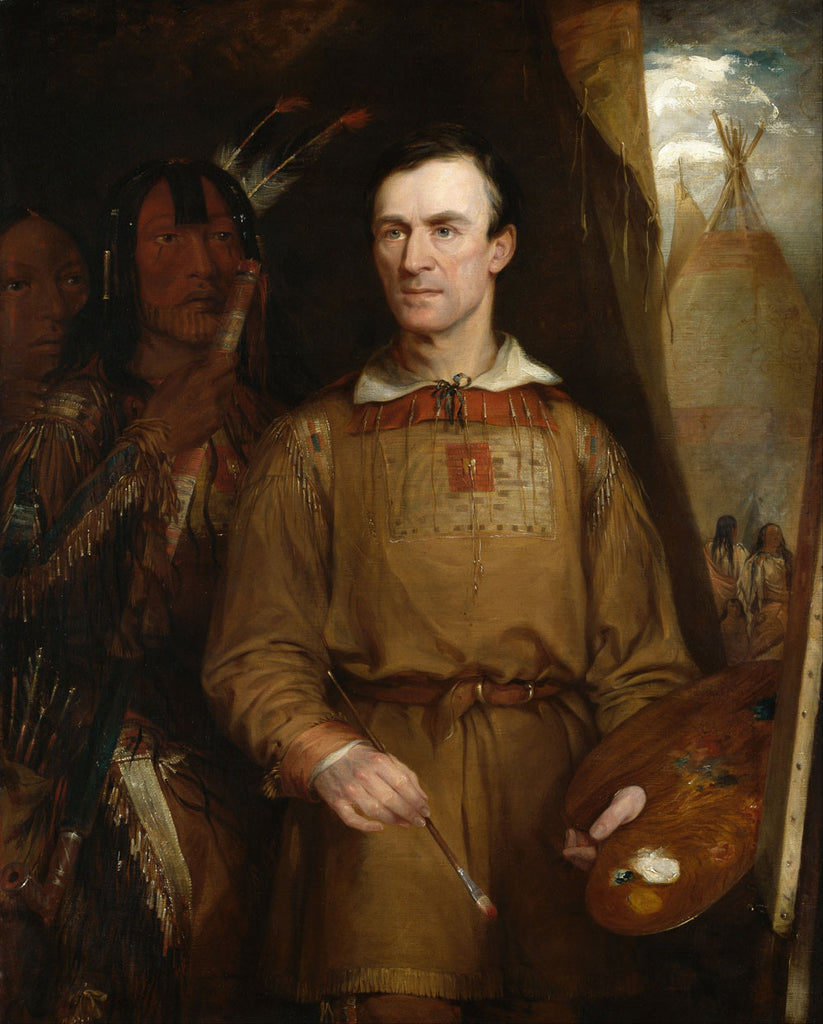 George Catlin - William Fisk