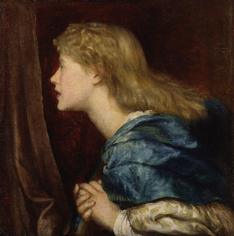 George Frederick Watts - Dame (Alice) Ellen Terry