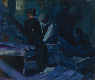George Luks - The Breaker Boys