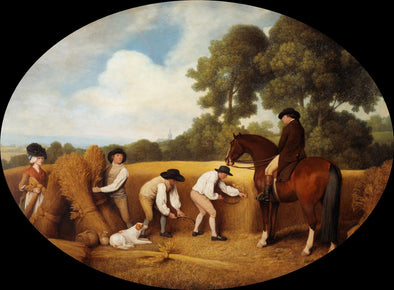 George Stubbs - Reapers