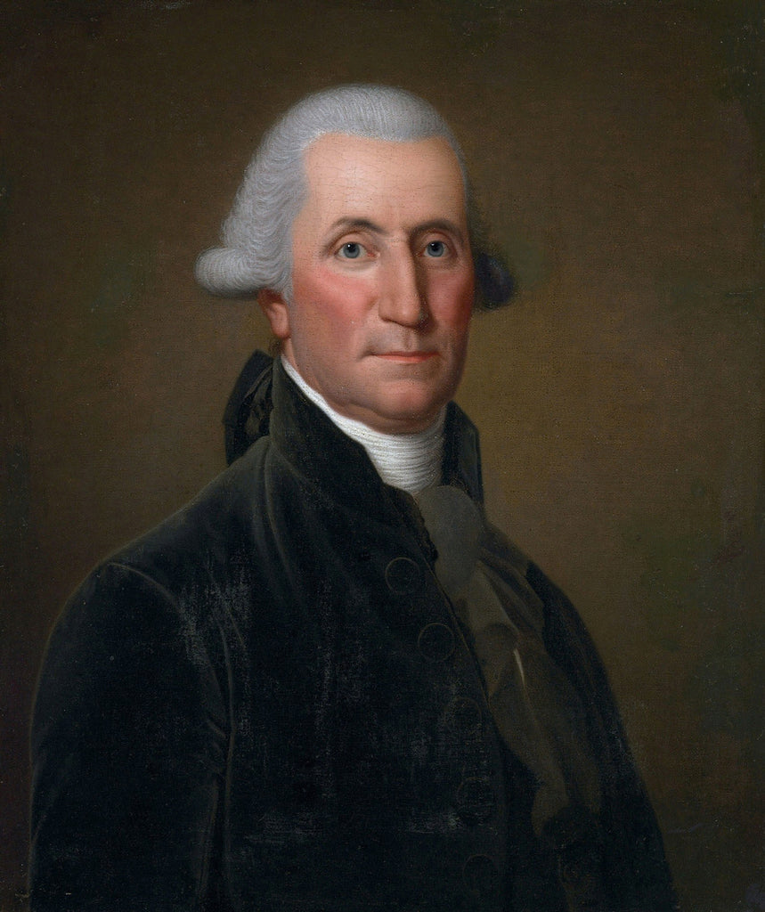 Adolf Ulrik Wertmuller - George Washington