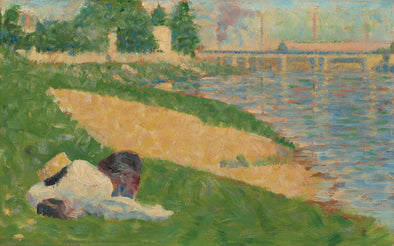 Georges Seurat - Cadet From Saint Cyr