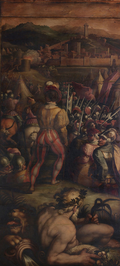 Giorgio Vasari - Capture of Vicopisano