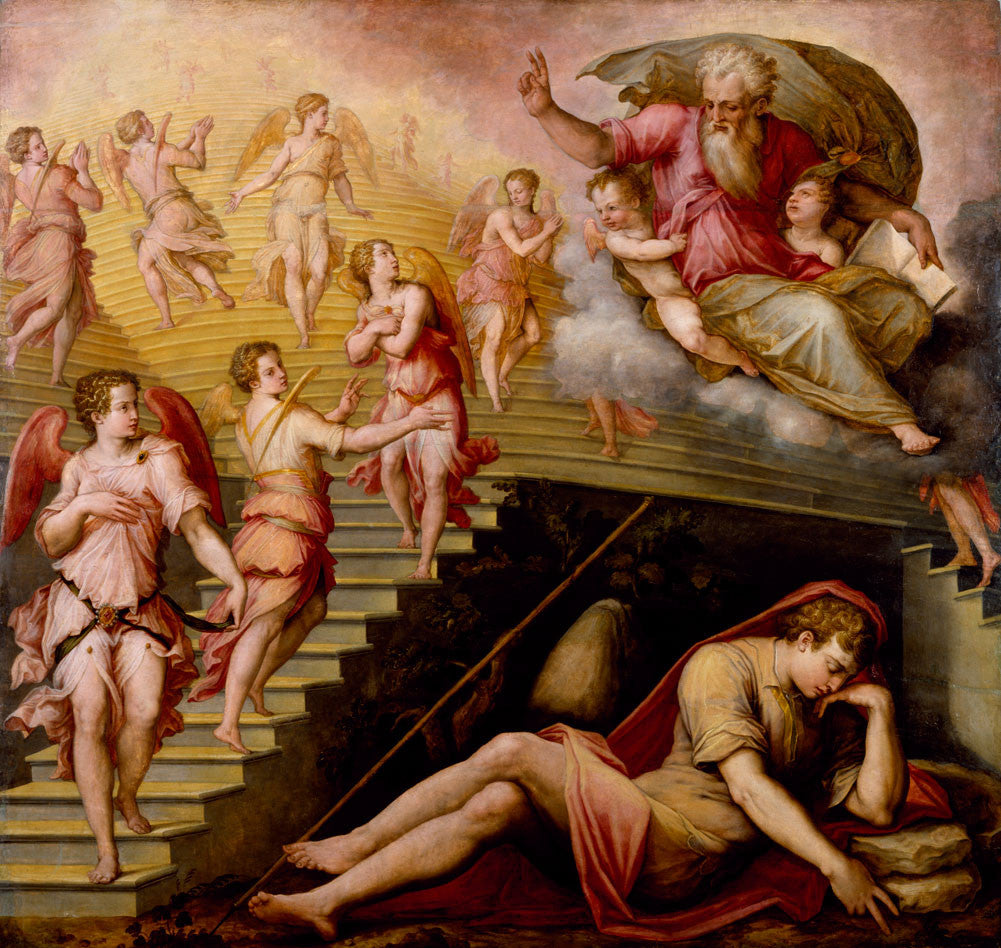 Giorgio Vasari - Jacob's Dream