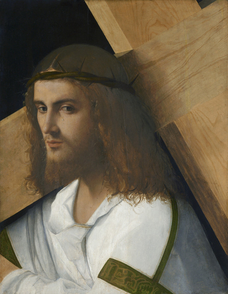 Giovanni Bellini - Christ Carrying the Cross