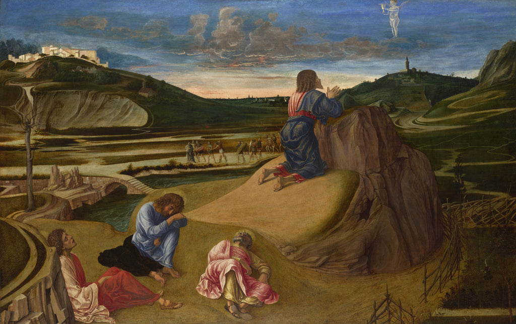 Giovanni Bellini - The Agony in the Garden