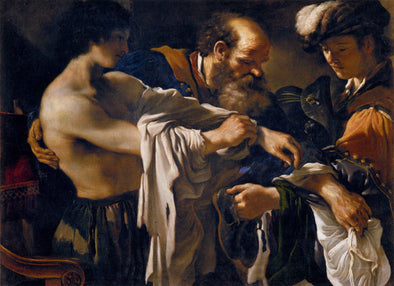 Guercino - Return of the Prodigal Son