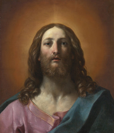 Guido Reni - Bust of Christ