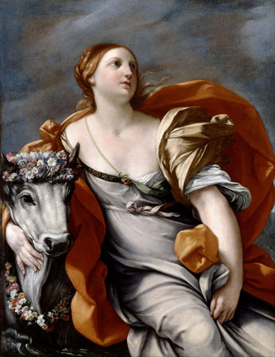 Guido Reni - Europa and the Bull