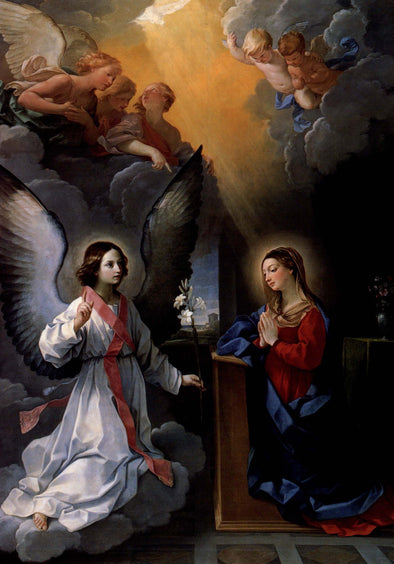 Guido Reni - The Annunciation