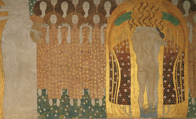 Gustav Klimt - The Gaurdian
