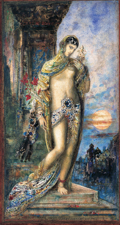 Gustave Moreau - Song of Songs