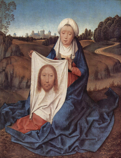 Hans Memling - The Ego of the Artist