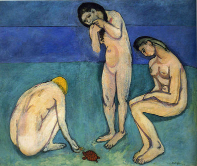 Henri Matisse - Bathers with a Turtle