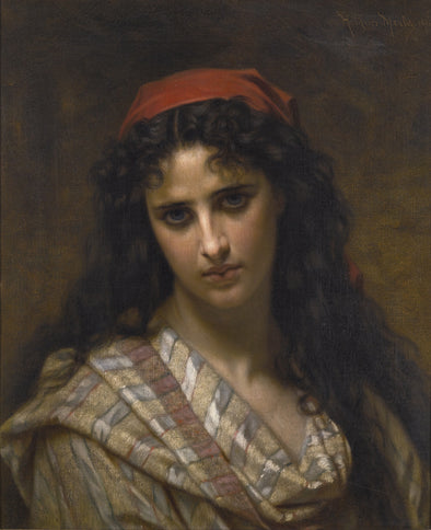 Hugues Merle - A Rare Beauty