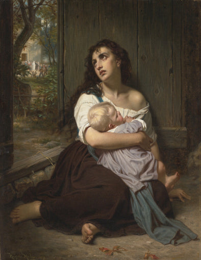 Hugues Merle - The Abandoned