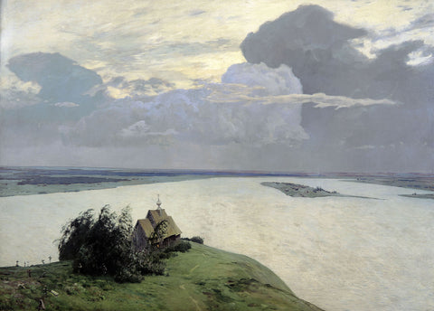 Isaac Levitan - Eternal Peace