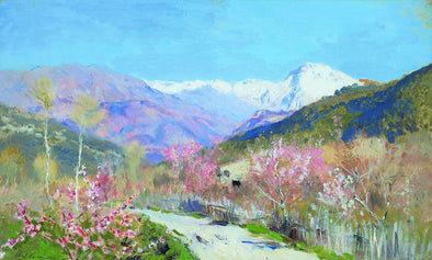 Isaac Levitan - Spring In Italy
