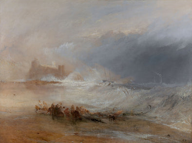 Joseph Mallord William Turner - Wreckers