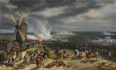 Jean-Baptiste Mauzaisse - Battle of Valmy