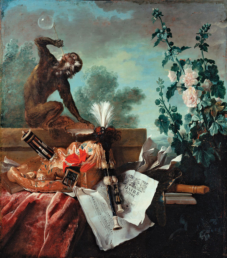 Jean-Baptiste Oudry - Allegory of Air