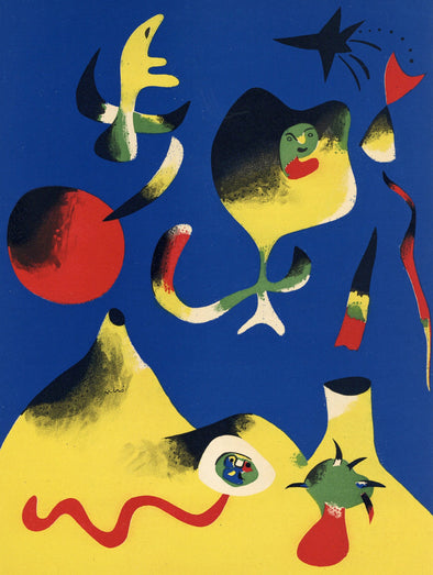 Joan Miró - Air