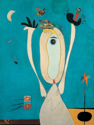 Joan Miró - Metamorphosis
