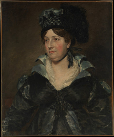 John Constable - Mrs. James Pulham Sr
