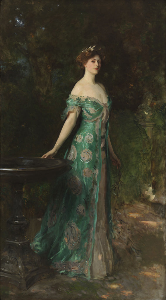 John Singer Sargent - Portrait of Millicent Leveson Gower Duchess of Sutherland