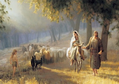Joseph Brickey - Road to Bethlehem