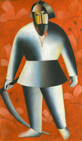 Kazimir Malevich - The Scyther Mower