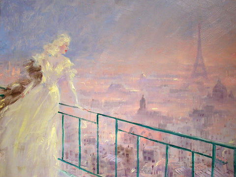 Louis Icart - Soir De Paris