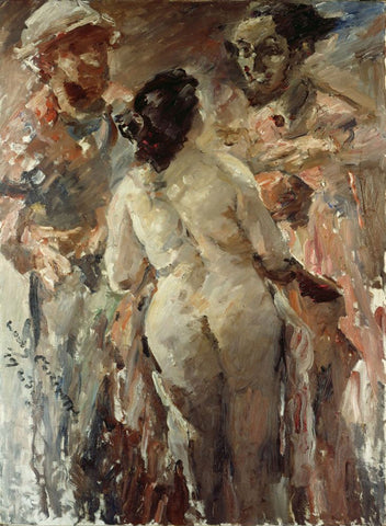 Lovis Corinth - Susanna and the Elders