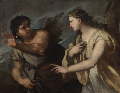 Luca Giordano - Picus And Circe
