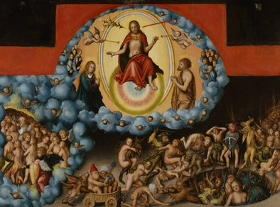 Lucas Cranach the Elder - The Last Judgement
