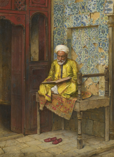 Ludwig Deutsch - The Learned Man Of Cairo