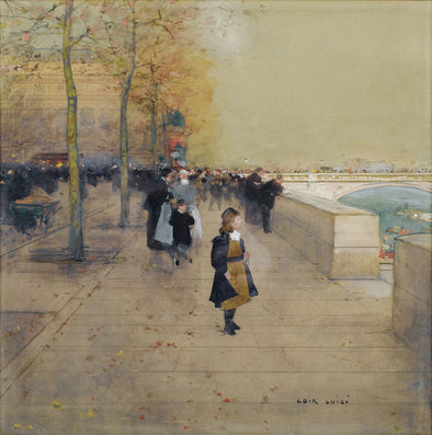 Luigi Loir - Young Girls