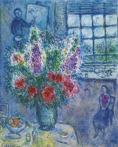 Marc Chagall - Latelier