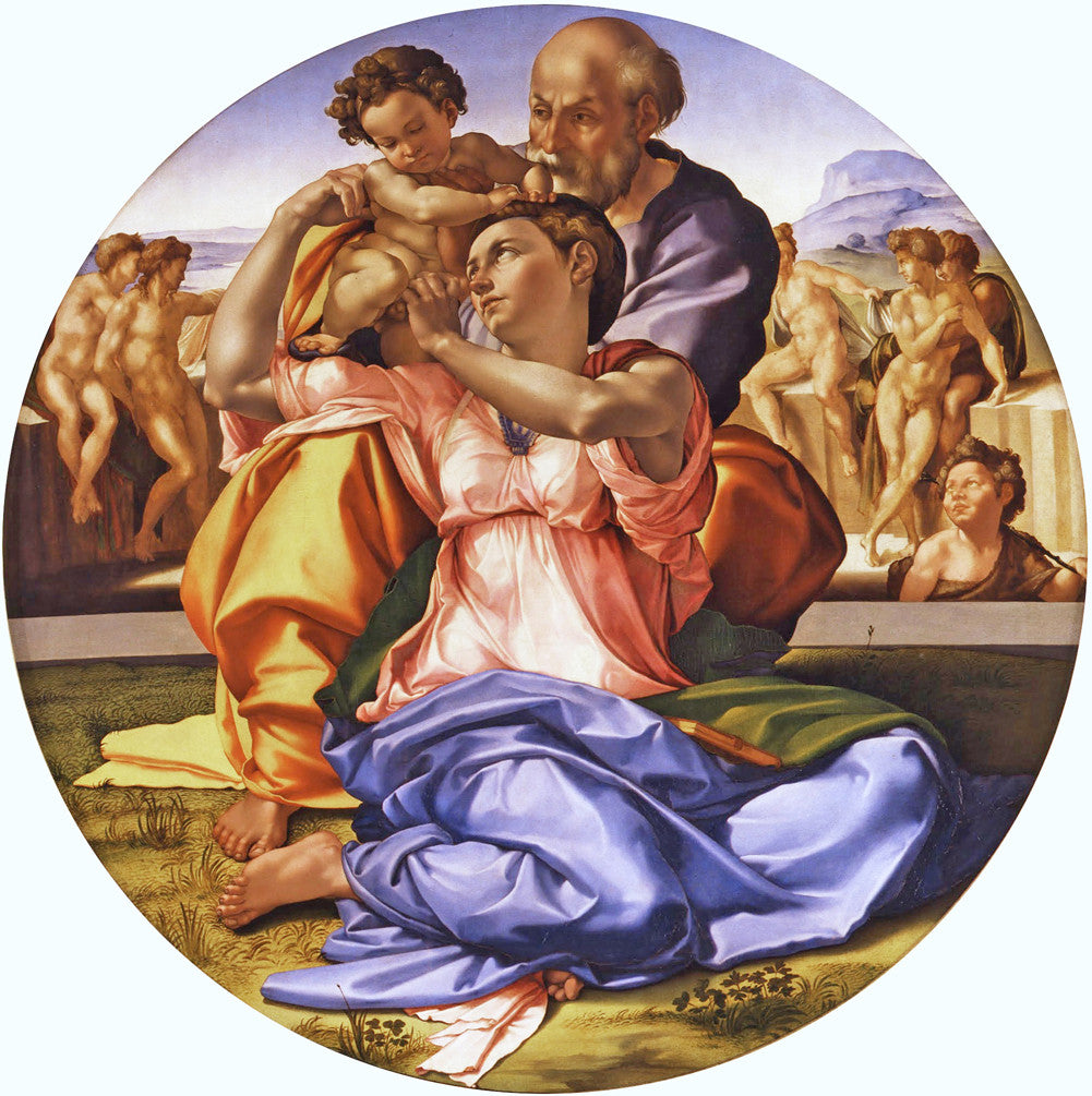 Michelangelo - The Doni Tondo