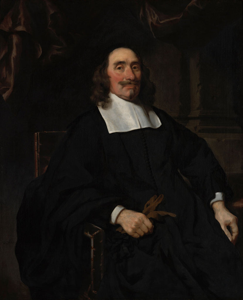 Nicolaes Maes - Portrait of a Gentleman