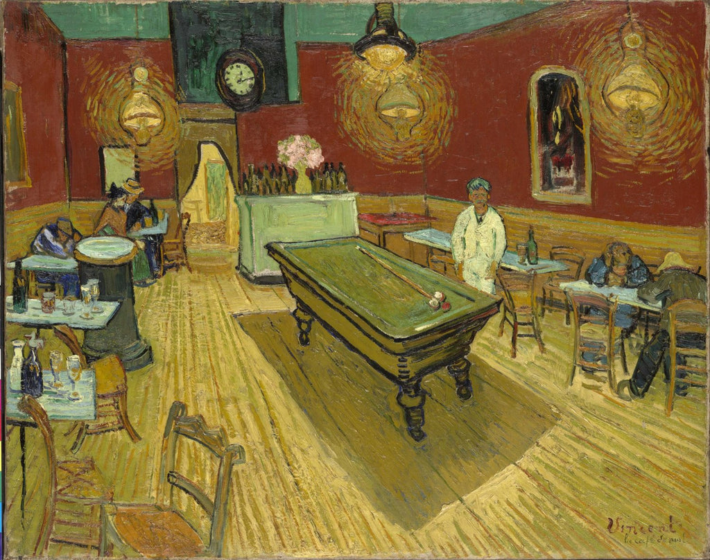 Vincent van Gogh - Night Café