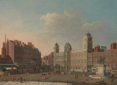 Canaletto - Northumberland House London
