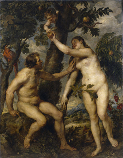 Peter Paul Rubens - The Fall of Man