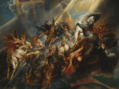 Peter Paul Rubens - The Fall of Phaeton