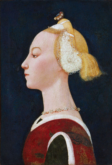 Paolo Uccello - Portrait of a Lady