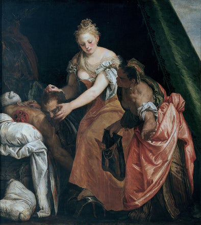 Paolo Veronese - Judith and Holofernes